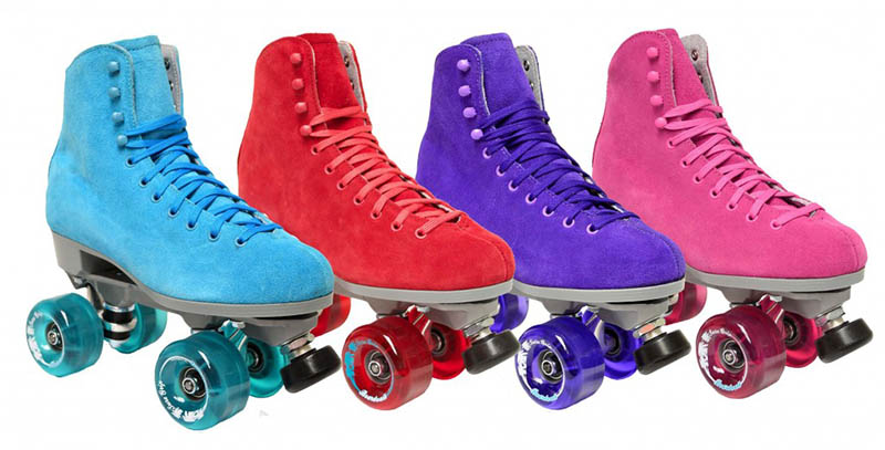 Sure Grip Boardwalk roller skates at Bigfoot Bike and Skate, Milwaukee, WI.
