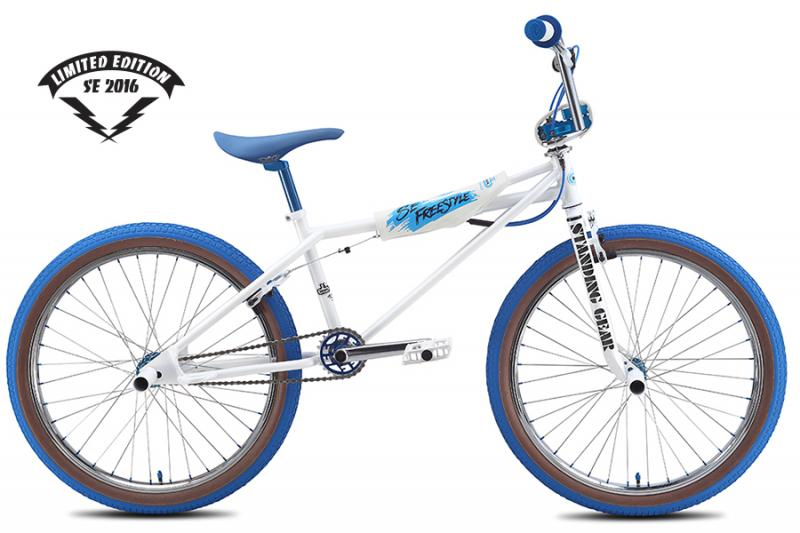 "2016 S.E. BIKES Quadangle FS 24"" BMX cruiser at Bigfoot Bike & Skate."