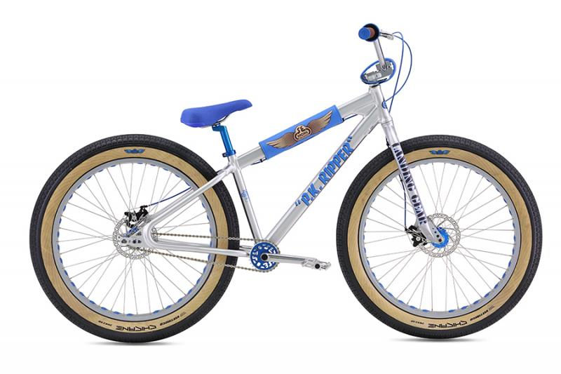 2016 S.E. BIKES FAT RIPPER BMX bike at Bigfoot Bike & Skate, Milwaukee, WI.