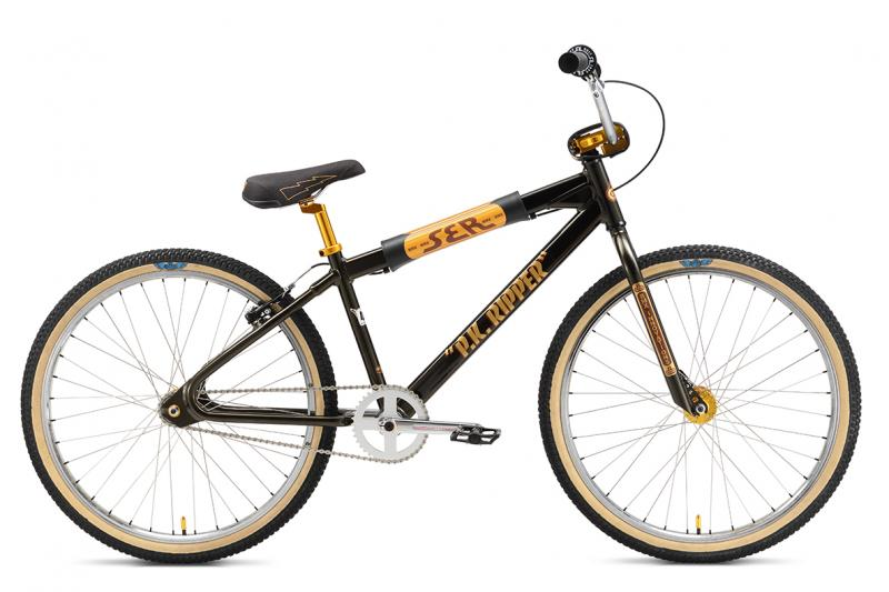 "2017 S.E. Bikes 26"" black PK RIPPER at Bigfoot Bike & Skate, Milwaukee, WI 53207"