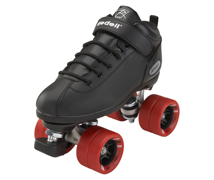 Riedell DART skate at Bigfoot Bike and Skate, milwaukee, WI.