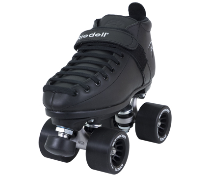 Riedell 165 boots with Bullet wheels at bigfoot Bike and Skate, Milwaukee, WI