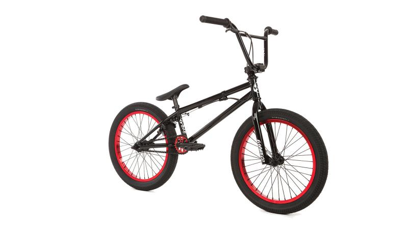 "FIT BMX 2018 PRK 20"" bicycle at Bigfoot Bike & Skate, Milwaukee, WI."