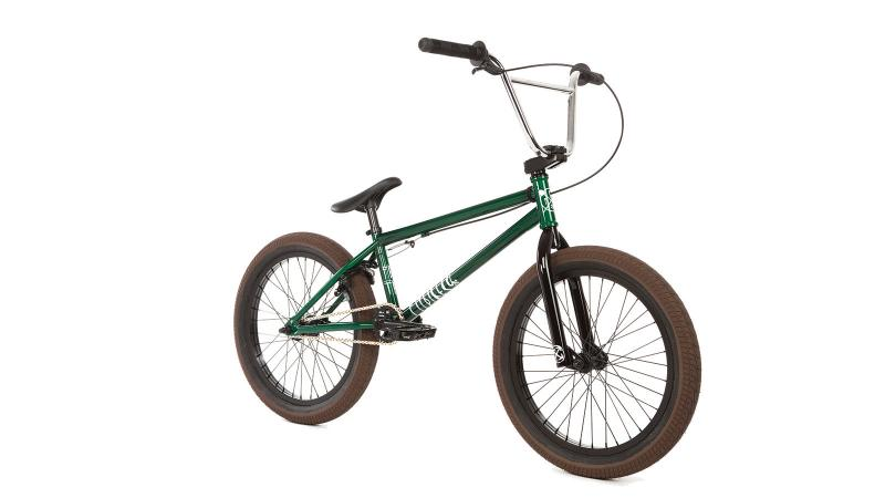 "FIT BMX 2018 TRL (trans green) 20"" bicycle @ Bigfoot Bike & Skate, Milwaukee, WI"