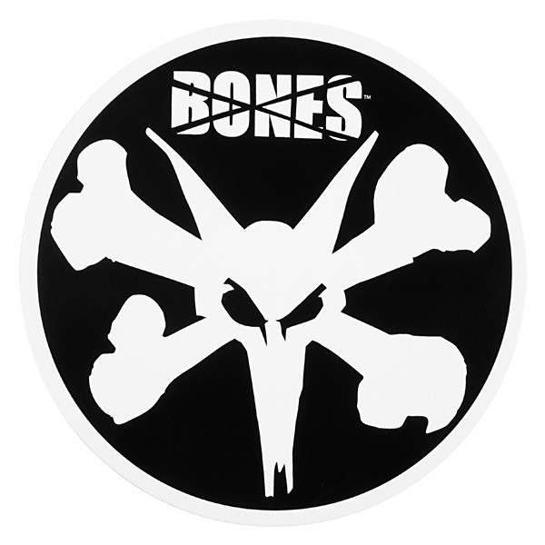 Bones skateboard bearings at Bigfoot Bike and Skate, Milwaukee, WI 53207.