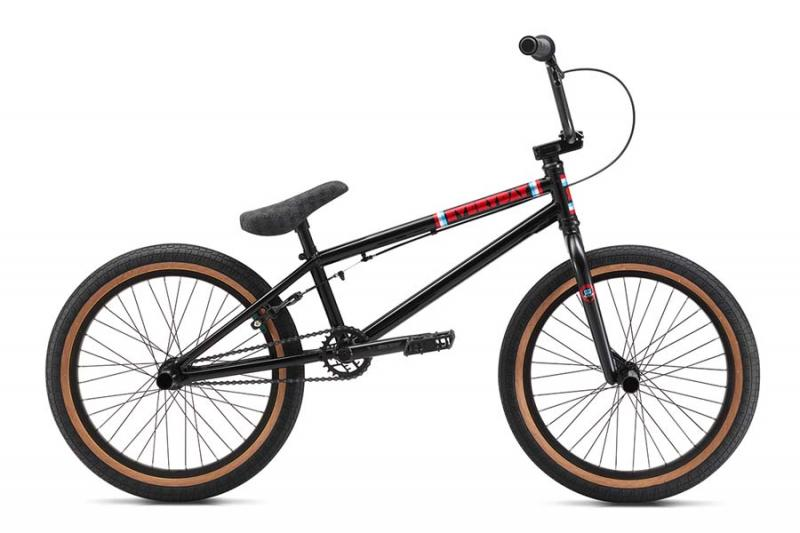 S.E. BIKES Everyday BMX bike (black) at Bigfoot Bike & Skate, Milwaukee, WI.