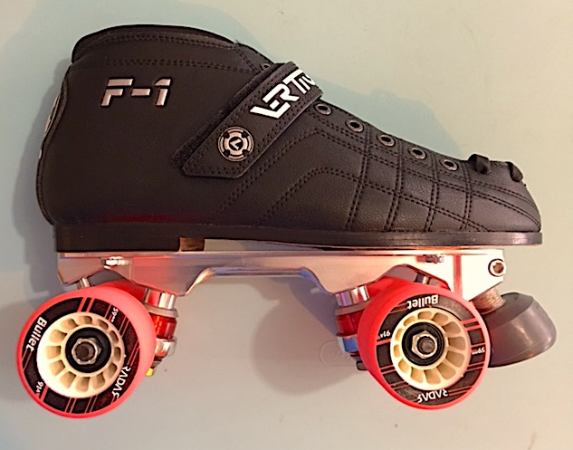 ATOM Luigino F1 roller skates at Bigfoot Bike and Skate, Milwaukee, WI 53207.