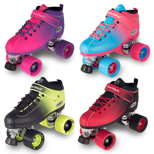 Riedell Hombre roller skates at Bigfoot Bike and Skate, Milwaukee, WI 53207.