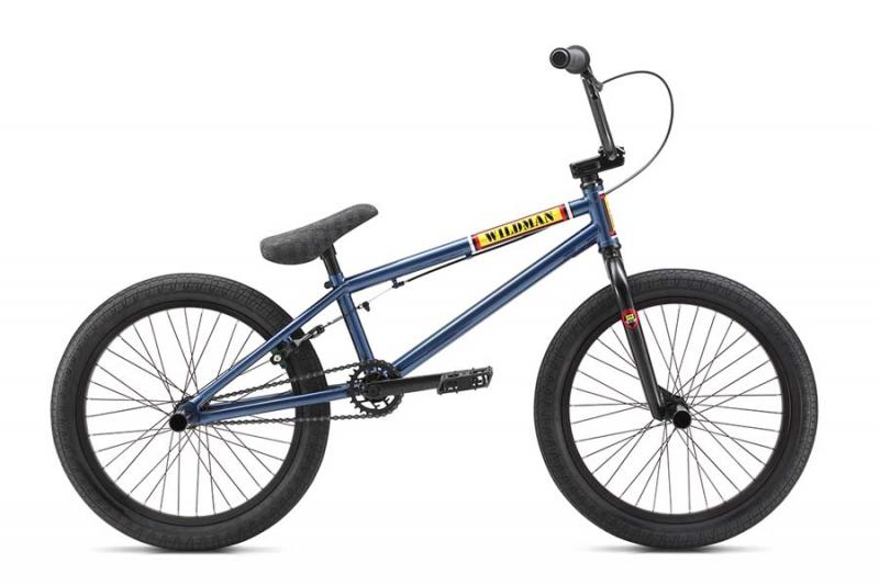 S.E. BIKES Wildman BMX bike at Bigfoot Bike & Skate, Milwaukee, WI 53207.